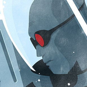Mr. Freeze Poster