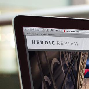 Heroic Review Wordpress Blog