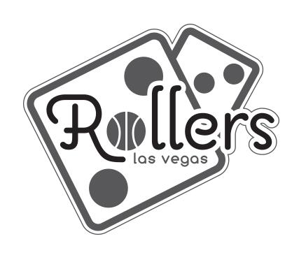 Las Vegas Rollers Logo