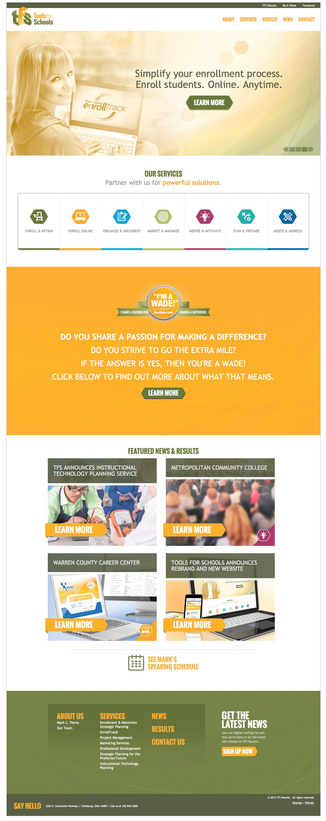 TFS Homepage